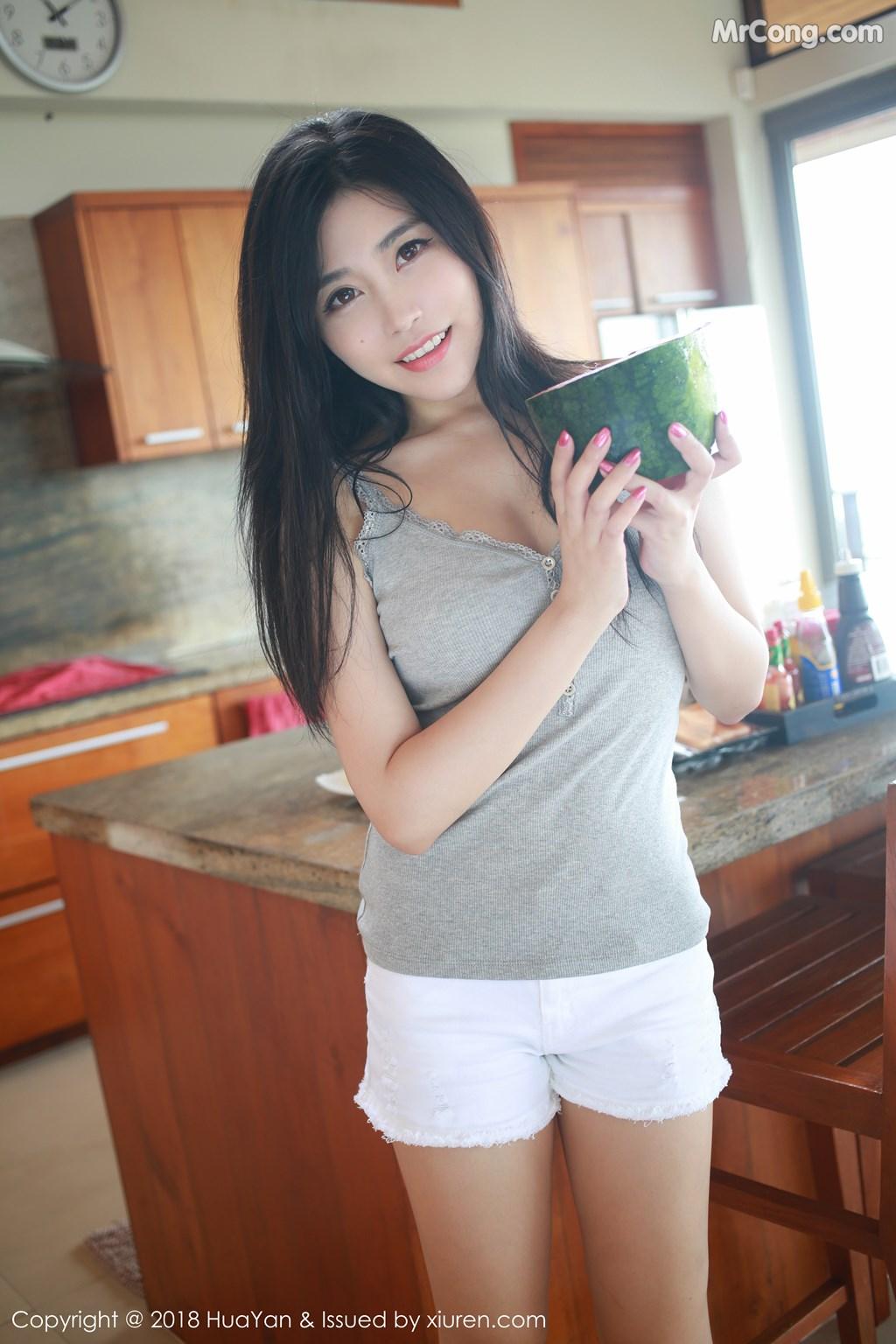 Image HuaYan-Vol.054-Sabrina-Xu-Nuo-MrCong.com-006 in post HuaYan Vol.054: Người mẫu Sabrina (许诺) (31 ảnh)