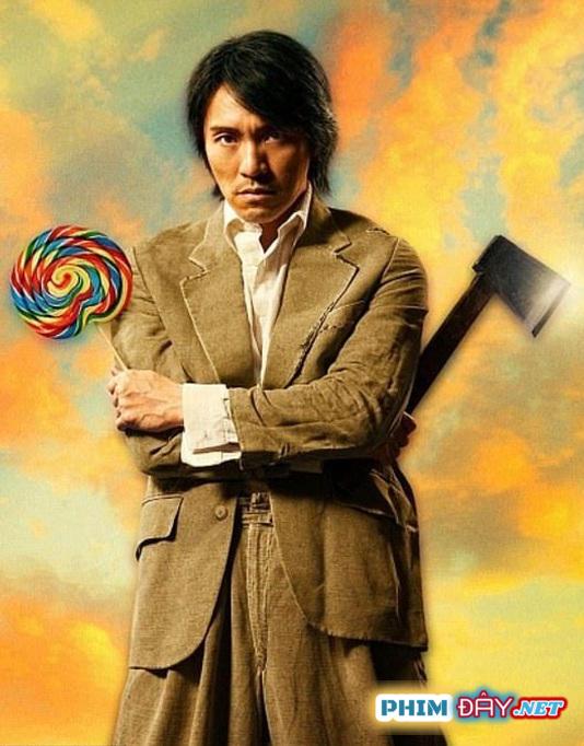 Tuyệt Đỉnh Kung Fu - Kungfu Hustle (2004)