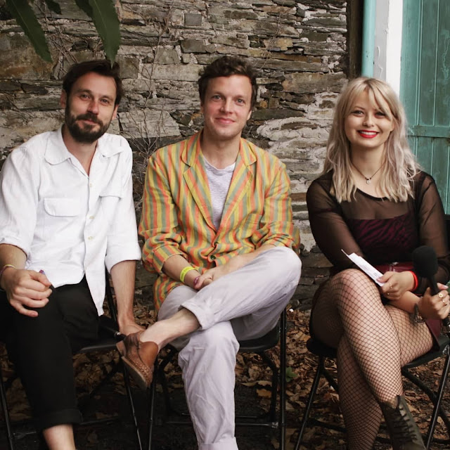 INTERVIEW W/ FRIENDLY FIRES // FESTIVAL NO.6 2018