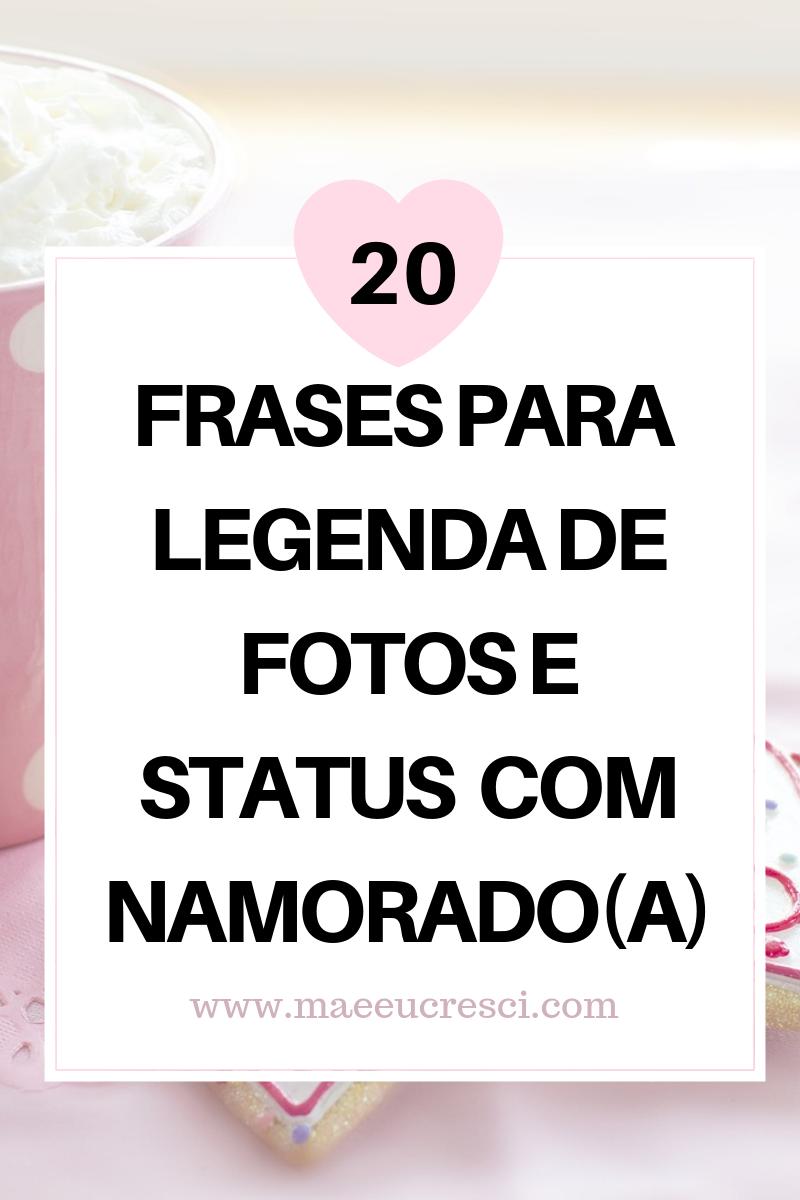 20 Frases Para Legenda De Foto Com Namoradoa Beatriz Rodrigues