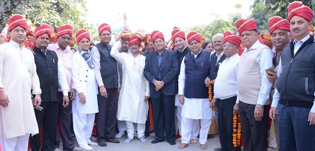 Jala Shri Rama completes the Kalash Yatra with Jayghosh, Ram Kama begins