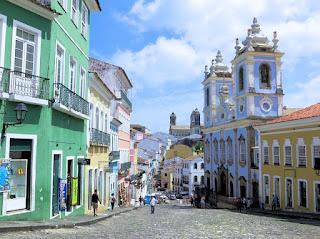 Foto do Pelourinho, Salvador Bahia