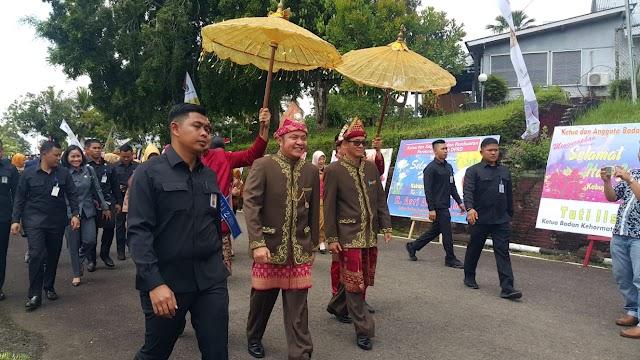 Gubernur Sumatera Selatan Puji Kinerja Bupati PALI