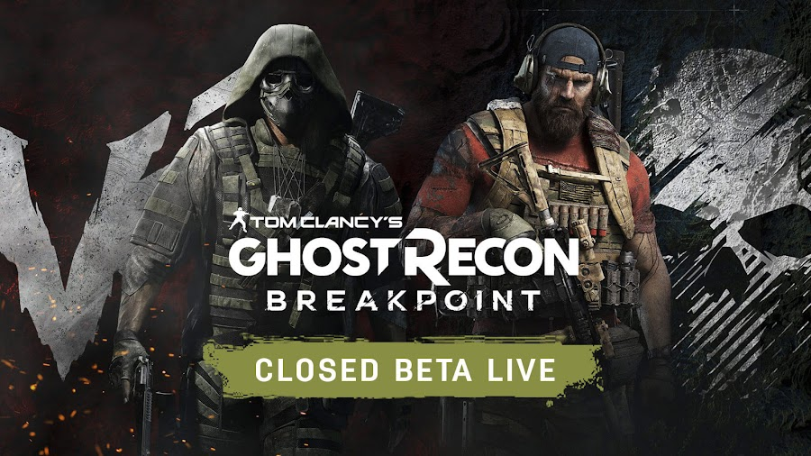 ghost recon breakpoint closed beta live ubisoft pc ps4 xbox uplay