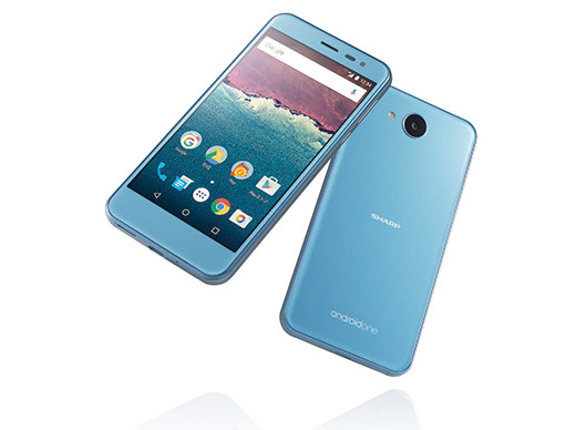 Sharp Aquos 507SH