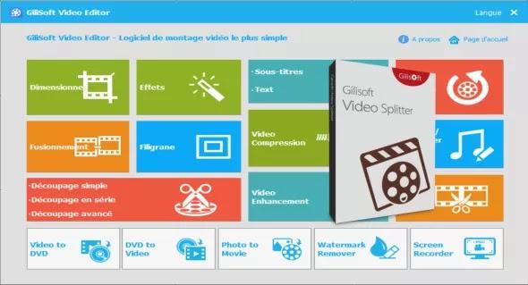 تحميل برنامج GiliSoft Video Editor 12.1.0 لتحرير الفيديو