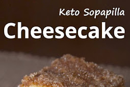 Keto Sopapilla Cheesecake Recipe