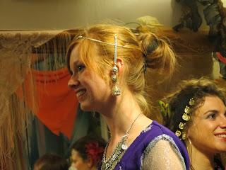 Danse Tribale, ATS, Rennes, Tribal Fusion, Cours, Danse