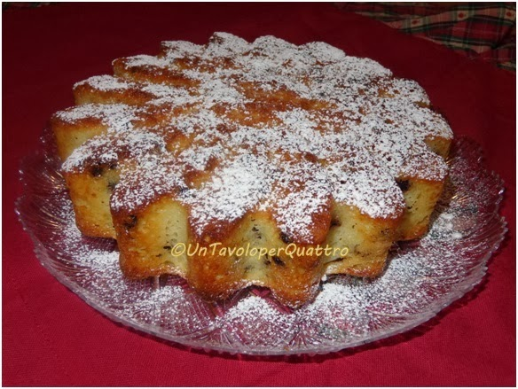 Ricetta torta ricotta microonde