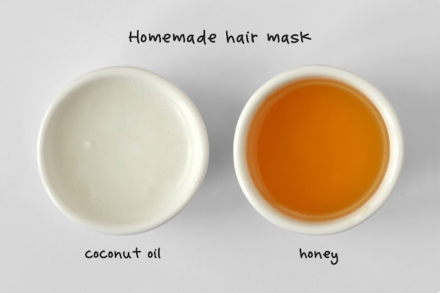 Homemade Hair Mask For Dry and Damaged Hair (www.WorldOfKhushi.com)