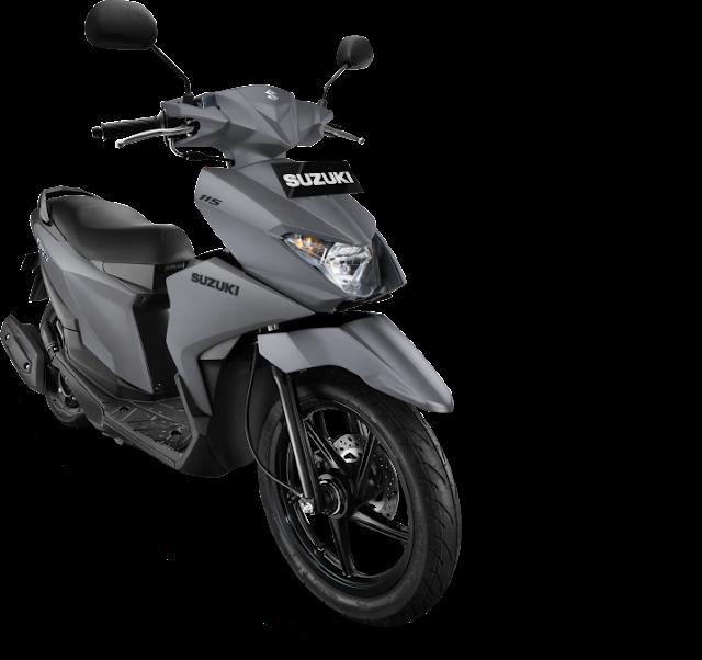 Pilihan Warna dan Spesifikasi Suzuki Nex II 2021