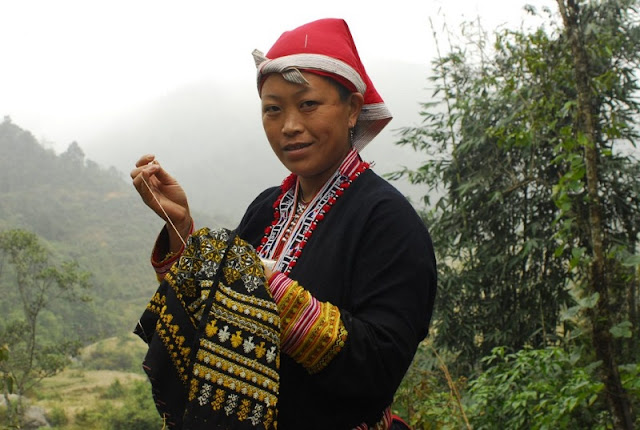 SAPA - fascinating place in northern Vietnam with Hmong and Dao ethnic minorities 3