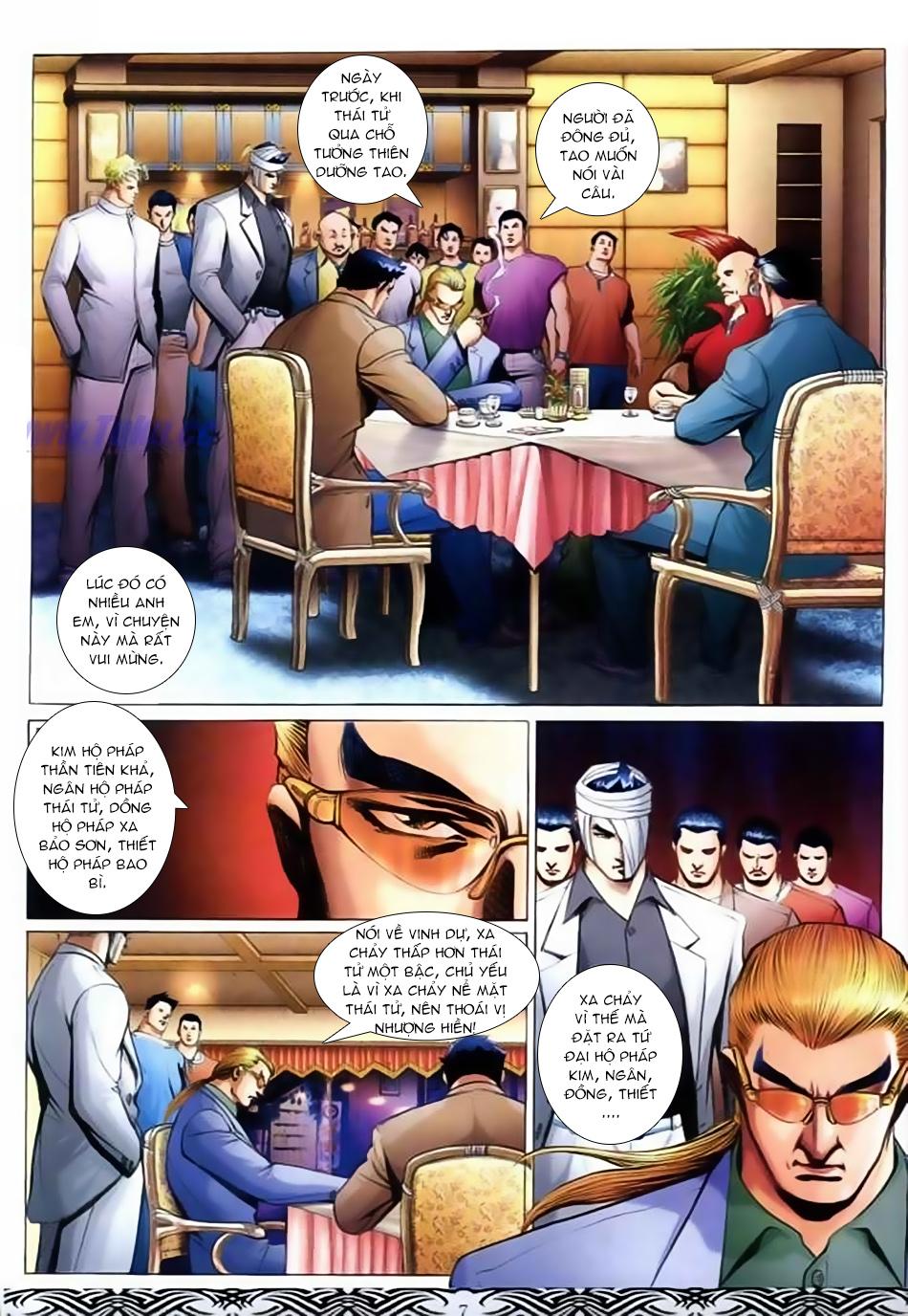 Người Trong Giang Hồ Chap 662 - Truyen.Chap.VN