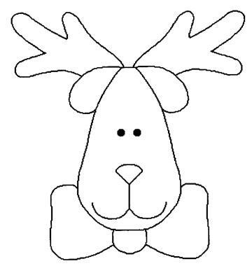 Arte Com Quiane Paps E Moldes De Artesanato 63 Riscos De Natal