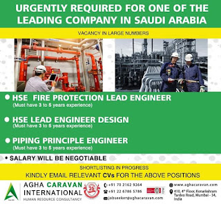 Leading Company Required for Saudi Arabia