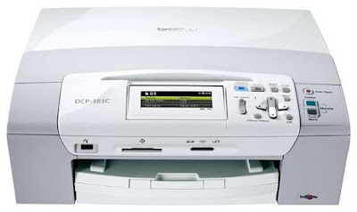 Brother DCP-383C Printer Driver Download