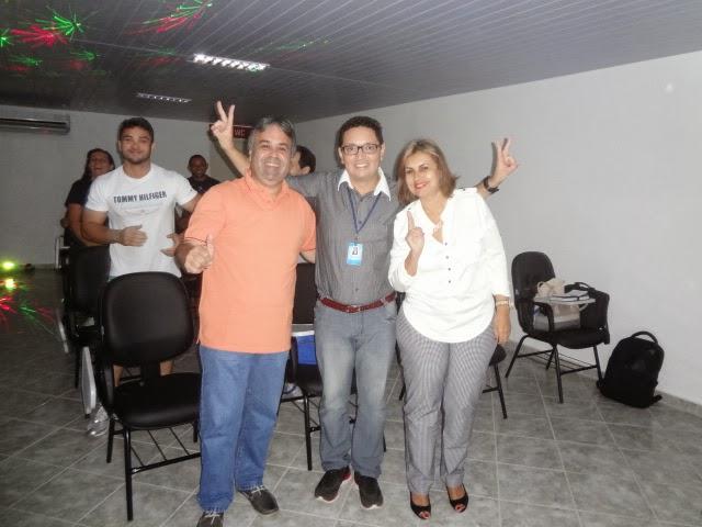 Fotos Cursos Ricardo Oliveira Ministra Palestra