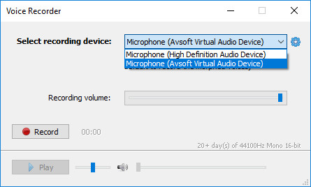voice changer with built in voice recorder change voice