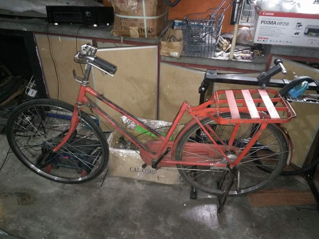 Basikal posmen jepun