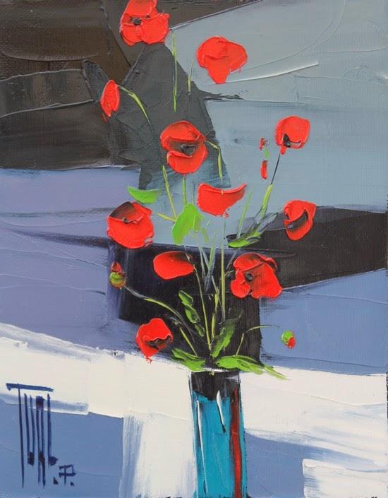 peinture by ana dart