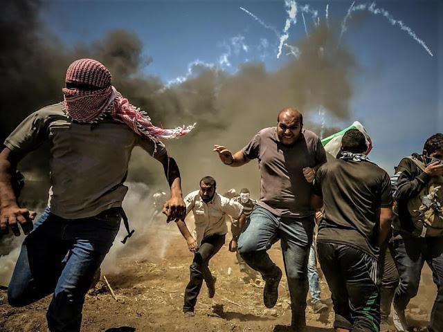 """فلسطين : التحقيق في جرائم الحرب """"يفتح الباب"""" للعدالة في فلسطين"""
