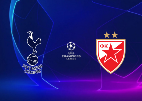 Tottenham Hotspur vs Crvena Zvezda -Highlights 22 October 2019