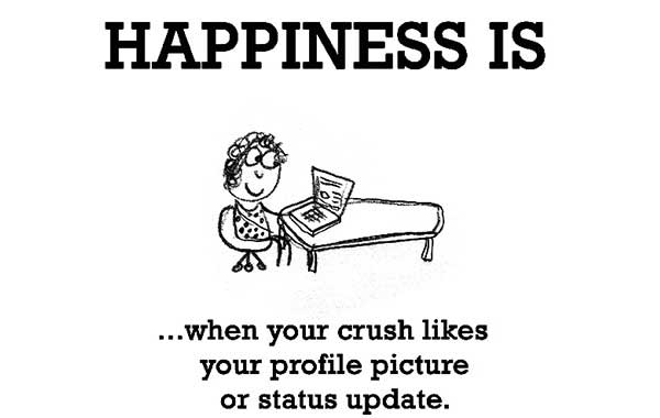 Crush Status for Facebook