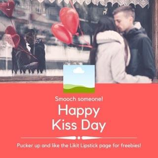 Kiss Day pics