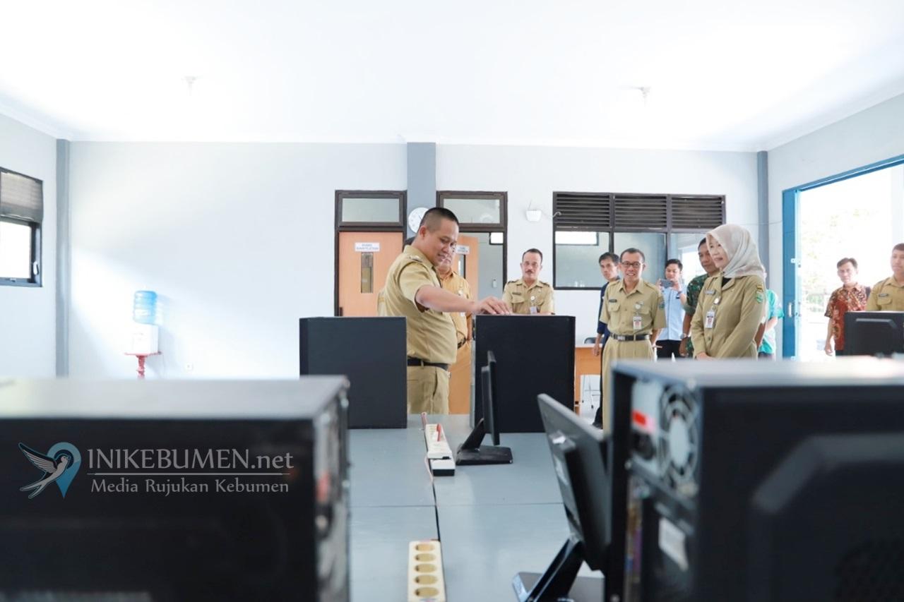 Asyiknya Pelatihan di BLK Kebumen, Sudah Gratis Dapat Uang Transport Pula