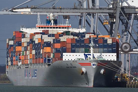 La compañía naviera Wan Hai compra un par de buques portacontenedores de PIL por 187 millones de dólares