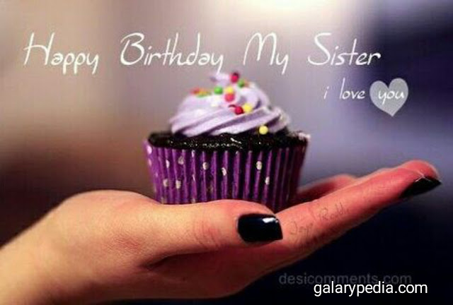 Sister birthday images