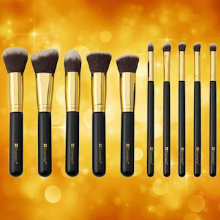 A review of the best makeup brushes sets