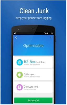 Aplikasi Anti Virus Pembersih CM Security Terbaru APK Android