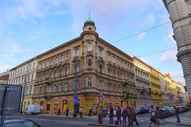 Prague New Town