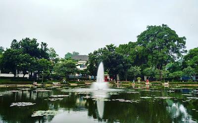 foto taman situ lembang