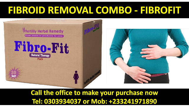 Fibroids Treatment | FIBROID REMOVAL COMBO - FIBROFIT Forsale in Ghana