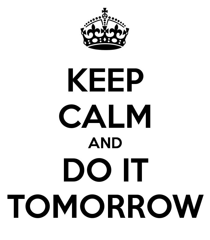 Jack Sh*t, Gettin' Fit: Starting Tomorrow…