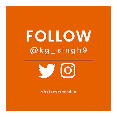 Follow Founder on social media