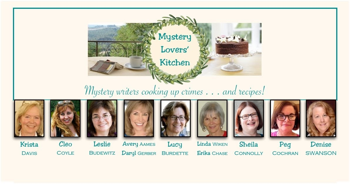 Mystery Lovers Kitchen