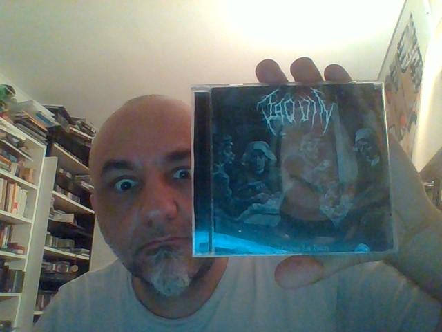 le scribe du rock,chronique de l'album de Faquin black metal