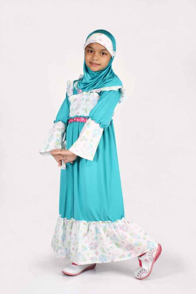 Modell Hijab Busana Muslim Anak Terbaru Images