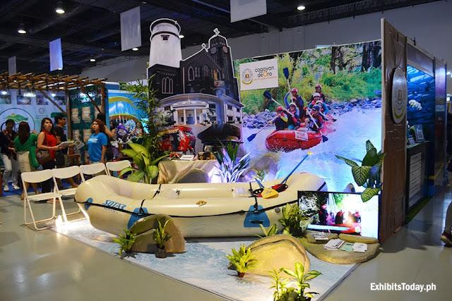 Cagayan De Oro Exhibit Booth