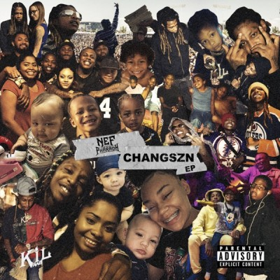 Nef The Pharaoh - Changszn (2020) - Album Download, Itunes Cover, Official Cover, Album CD Cover Art, Tracklist, 320KBPS, Zip album