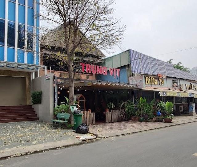 Địa chỉ quán Trung Vịt: 9 Đường Số 7, An Phú,  Quận 2