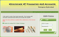 Telangana treasury DDO Request treasury.telangana.gov.in/ddoreq TS DDO Req telangana DDOREQ TG TS cyber treasury online website pay bills elangana treasury DDO Request treasury.telangana.gov.in/ddoreq  telangana ddo request ts DDO req Telangana Cyber treasury DDOreq TG Treasury ddo request tsddoreq ts ddoreq treasury paybills online telangana employees treasury website  Telangana/TS DDO Request, TS Cyber Treasury, ddo request in telangana,Treasury.telangana.gov.in/ddoreq, ddo request gpf slips,ddo request for employee salaries,DDO Request(ddoreq)telangana Treasury for Salary Bill Preparation,TG DDO Request,Telangana Employee Salary Bill Submit,Treasury DDO Request Employee Pay Details,TS Cyber Treasury,treasury.telangana.gov.in,Telangana Treasury,treasury bills salaries,treasury pay bills,treasury bill forms,DDO Request for TS Employees Salary bill in Telangana TG DDO Request is Online Pay Bill Preparation Website of Telangana State Treasury. Using this DDO Request website all Government offices DDO's in TG state can prepare employees salaries. DDO is responsible to access the DDO Request Web page. DDO can submit their employees Pay Bill by entering their DDO Code and password &Telangana Cyber Treasury Reconciliation Report,Telangana treasury DDO Request treasury.telangana.gov.in/ddoreq Cyber Challan Details, Treasury Challan Details, Treasury Bill Details , Treasury Bill Status , DDO Bills Status, PD Account Details, PD Account Details DDO wise and etc. T State DDO Request Web Portal    TG DDO Request Web Site is treasury.telangana.gov.in/ddoreq/   Telangana Employee Salary Bill Submit to  TG DDO Request Web Site. TG DDO Request Official Webiste:treasury.telangana.gov.in/ddoreq. TG DDO Request Means Telangana state employees's salary preparation website. No change in DDO codes in TG Districts. Govt. of Telangana Treasury Portal for submission of Bills. Use DDO Code and password can login to Portal. Telangana treasury DDO Request treasury.telangana.gov.in/ddoreq