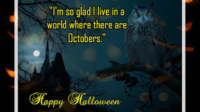 Cute Halloween quotes 2020 Images