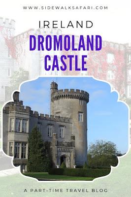Visit Dromoland Castle near Limerick Ireland
