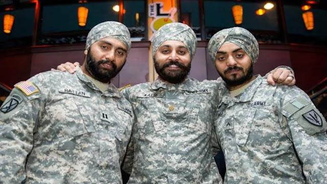 Wah, Akhirnya Tentara Amerika Boleh Pakai Jilbab dan Serban