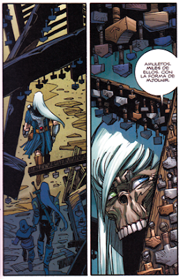 Ragnarök - el señor de los muertos de Walter Simonson, edita Panini -Thor