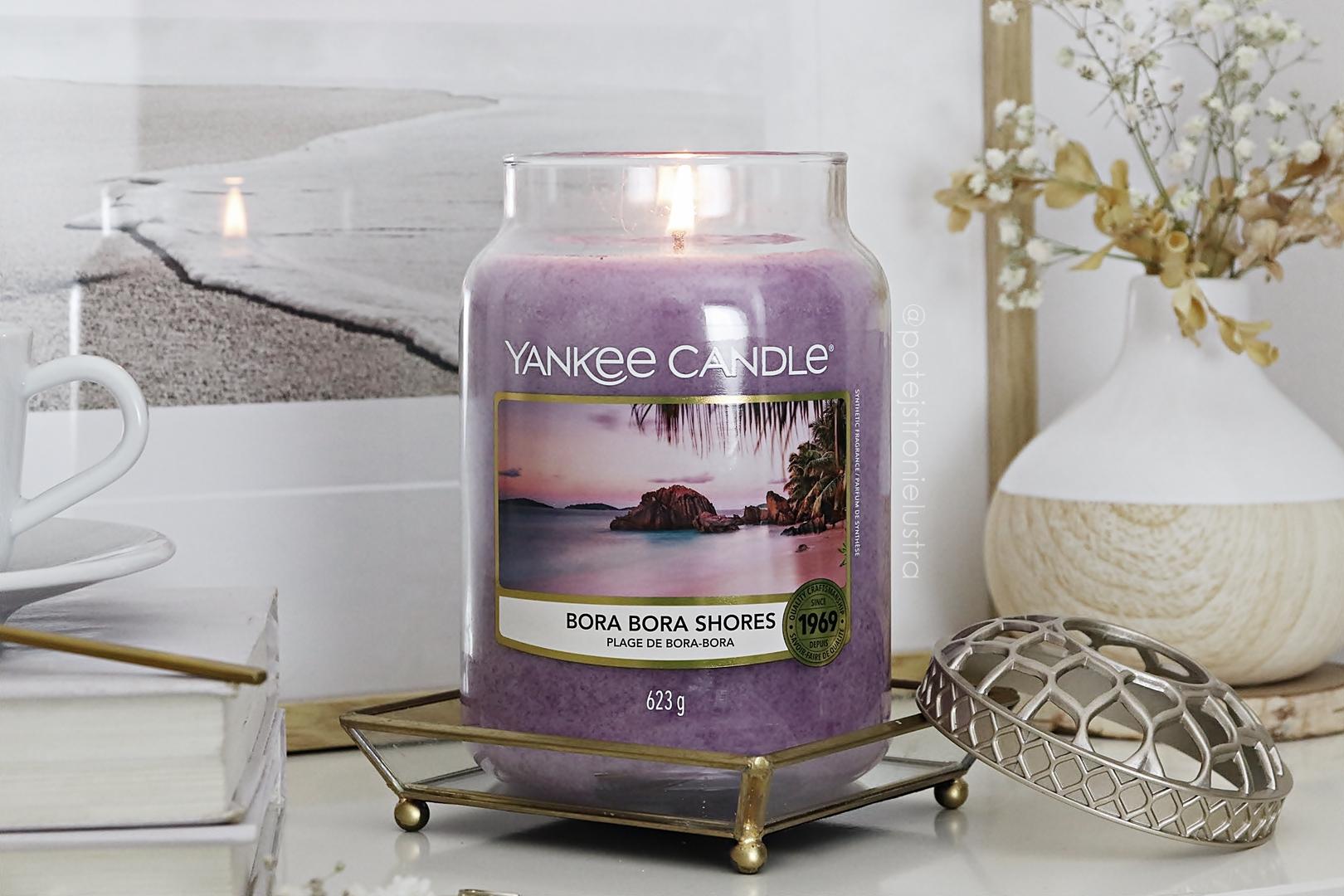 yankee candle bora bora shores q1 2021